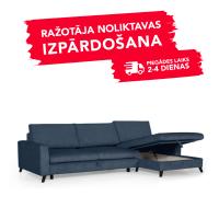 Dīvāns Mario Sleeping (Labais stūris, izvelkams)