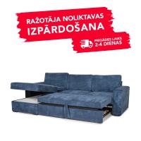 Dīvāns Modern Sleeping (Kreisais stūris, izvelkams)