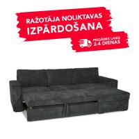 Dīvāns Elba (Labais stūris, izvelkams)