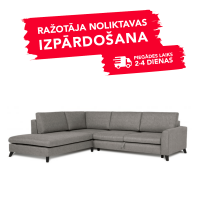 Dīvāns Mario Sleeping (Kreisais stūris, izvelkams)