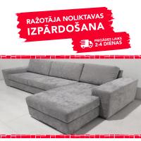Dīvāns Visby (Stūra Chaiselongue)