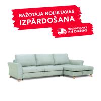 Dīvāns Eden Sleeping (Labais stūris, izvelkams)