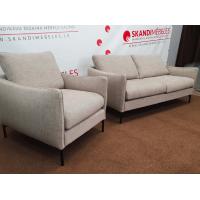 Komplekts NEW YORK (Dīvāns un krēsls)