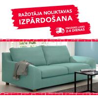 Dīvāns MERLIN (Divvietīgs)
