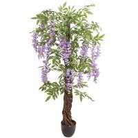 Mākslīgais augs WISTERIA 1.50m
