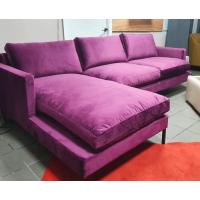 Dīvāns Leken (Kreisais stūris, velveta)