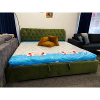 Gulta MONZA (200x200cm, komplektā ar matraci)