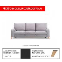 Dīvāns MERLIN SLEEPING (Trīsvietīgs, izvelkams)