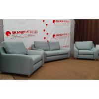 Komplekts MERLIN - Dīvāns ar 2 krēsliem
