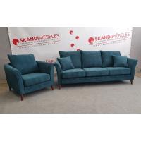 Komplekts EDEN (Dīvāns un 1 krēsls)