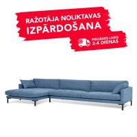 Dīvāns DOMUS (Kreisais stūris)