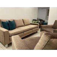 Komplekts TWIGO (Dīvāns ar 2 krēsliem)