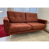 Dīvāns Fly (Divvietīgs, Velveta)