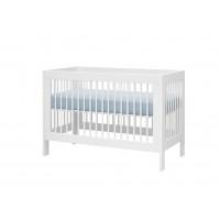 Zīdaiņu gulta 120x60 (Basic kolekcija)