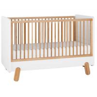 Zīdaiņu gulta 140x70 (Iga kolekcija)