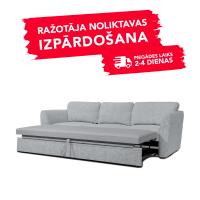 Dīvāns Etna Sleeping (Trīsvietīgs, izvelkams)