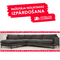 Dīvāns Leken (Stūra Open Corner)
