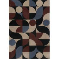 Paklājs DECO BLUE COPPER (Art Deco Collection)