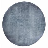 Paklājs APAĻAIS LINEN DARK BLUE (Handmade Collection)