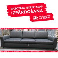 Dīvāns Mario Sleeping (Trīsvietīgs, izvelkams)