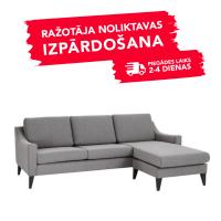 Dīvāns Vesta (Stūra chaiselongue)
