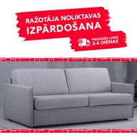 Dīvāns Elbeko (Izvelkams, Divvietīgs)