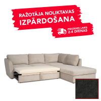Dīvāns Etna Sleeping (Labais atvērtais stūris, izvelkams)
