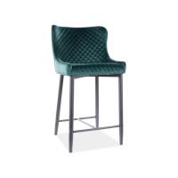 Pusbāra krēsls Lussa B H-2 (Velveta)