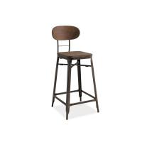 Bāra krēsls Avenue H-1 (Koka)