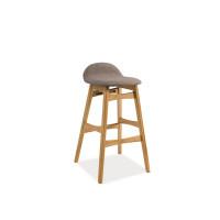 Bāra krēsls Lisboa H-1 (Koka)