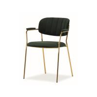 Virtuves krēsls HADSTEN II (Velveta)
