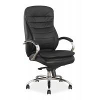 Biroja krēsls SOC0012 (Dabīga āda)