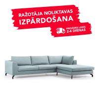 Dīvāns Montino (Labais stūris)