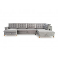 Dīvāns Porto Sleeping (Stūra U veida)