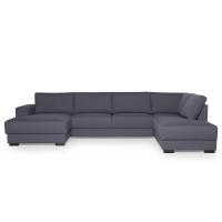 Dīvāns Normann (U veida)