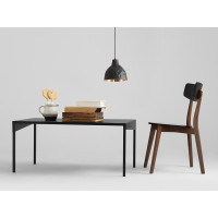 Kafijas galdiņš Molde 100x60 Metal