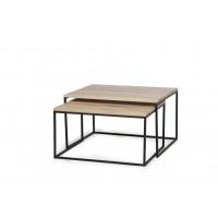 Kafijas galdiņu komplekts Square Set