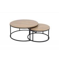 Kafijas galdiņu komplekts Round Set