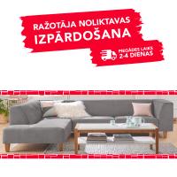 Dīvāns Diva Grey (Stūra)